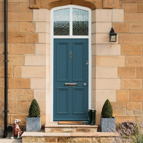 The colour experts: what shade of blue is best for my entrance door? Product Image
