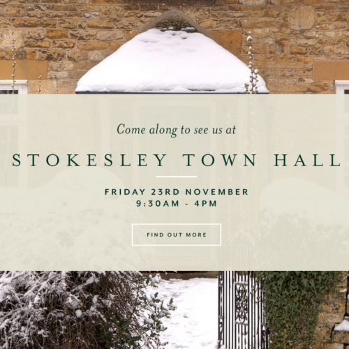 We're exhibiting at Stokesley Town Hall, come and see us! Product Image