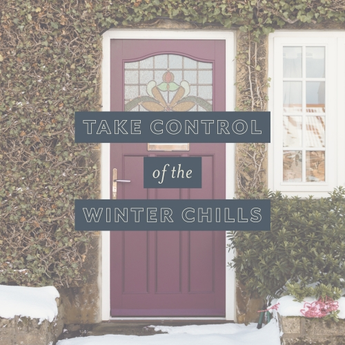 Take control of the winter chills Product Image