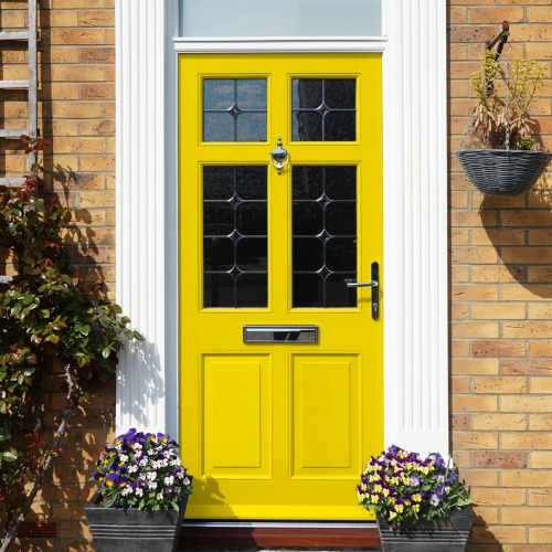 The colour experts: Choosing an entrance door colour that shows off your personality Product Image