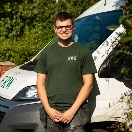 Teesside joiner Bailey scoops national Apprentice of the Year Award Product Image
