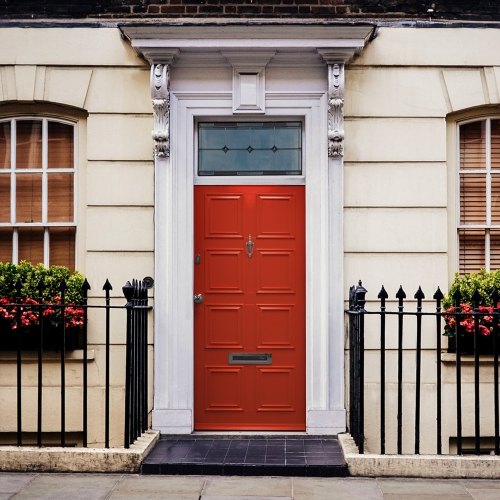 Introducing the Prestige Collection. A new kind of door… Product Image