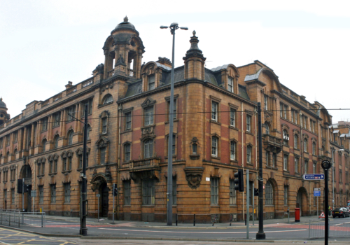 Teesside firm ERW starts work on iconic Manchester fire station restoration project Blog Image