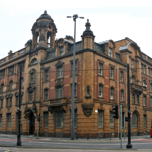 Teesside firm ERW starts work on iconic Manchester fire station restoration project Product Image