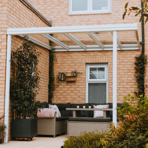 How much does it cost to install a veranda? Product Image