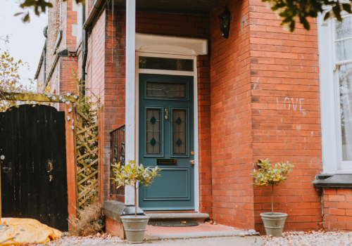 How much does a wooden front door cost? Blog Image
