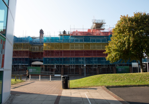 Renovating Teesside University's Victoria Building for businesses of the future Blog Image