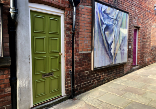 Regeneration project brings a burst of colour to the streets of Darlington Blog Image
